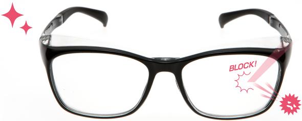 花粉症予防メガネ|眼鏡市場(めがね)