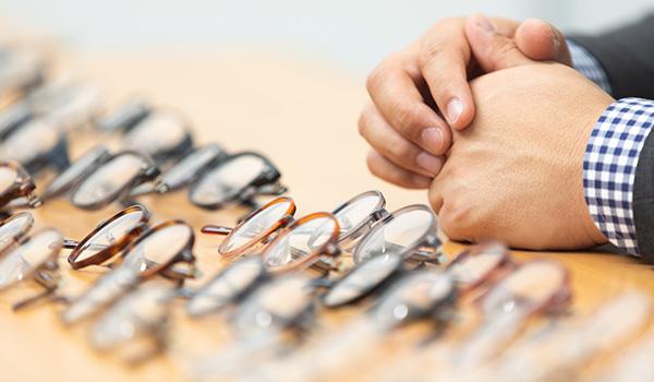 店舗 眼鏡 市場